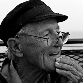 by Kevin Callahan - People Portraits of Men (  )