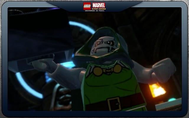 LEGO ® Marvel Super Heroes - screenshot