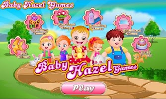 Screenshot of Baby Hazel Stomach Care