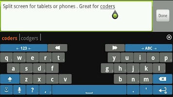Screenshot of Easy Keyboard Custom IME FREE