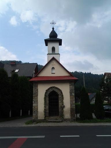 Kaplica 1817r.