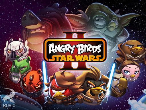 Angry Birds Star Wars II - screenshot