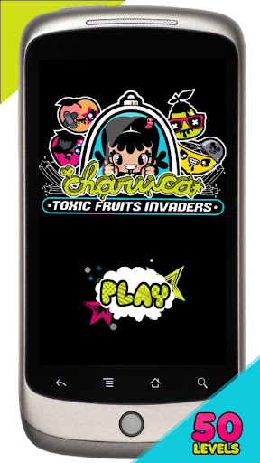 Toxic Fruits Invaders