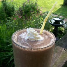 Chocolate Protein Smoothie