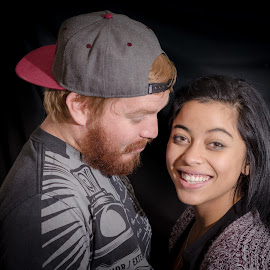by Chuck Dunmire - People Couples