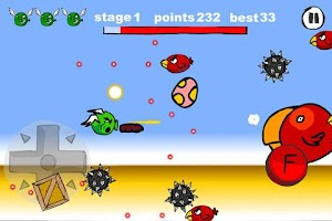 Screenshot of Revenge of Pigs
