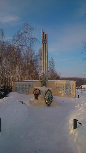 Памятник ВОВ Новотроицк