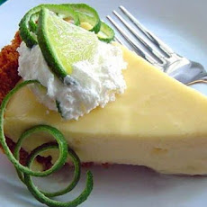 Sandra's Key Lime Pie