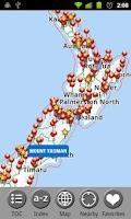 Screenshot of New Zealand - Travel Guide