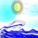Ocean Sun icon