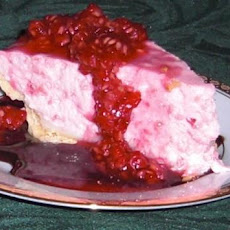 Raspberry Mousse Pie (Pillsbury)