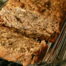 No-Cholesterol, Cholesterol-Lowering Banana Bread