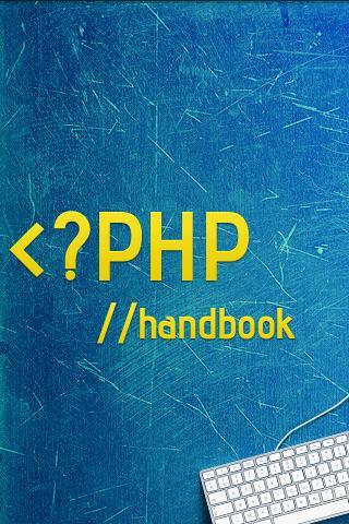 PHP handbook