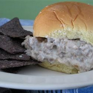 Cream Of Mushroom Soup Sloppy Joes Recipes