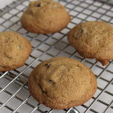 Gluten-Free Tuesday: Chocolate Chip Cookies for Two (or One)