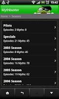 Screenshot of Mythbuster