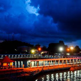 by Putu Purnawan - City,  Street & Park  Night