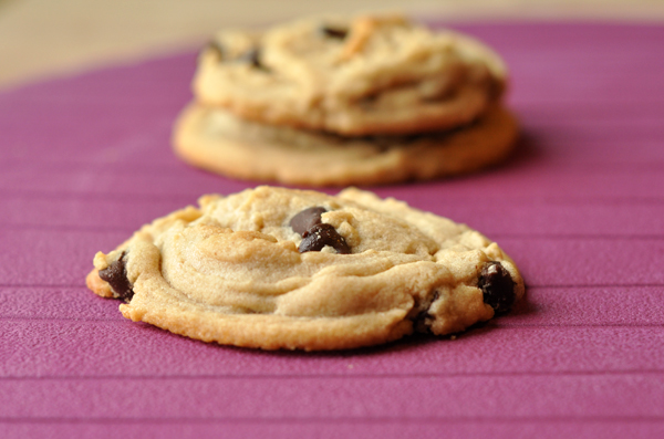 Peanut Butter Chocolate Chip Cookies Recipe | Yummly