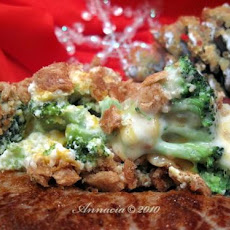 Easy Broccoli Casserole-Easily Adaptable to Weight Watchers Core