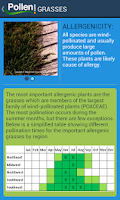 Screenshot of Allergy Alert by Pollen.com