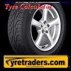 Tyre Calculator (Tire) icon
