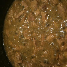 Authentic Chili Verde (Pork and Green Tomatillo Stew)