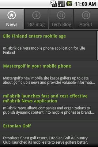 mFabrik News