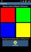 Screenshot of Color Vote