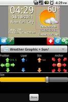 Screenshot of BITS™ Widget Pro