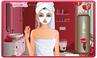 Screenshot of Girl in Love Makeover