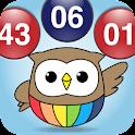 ロト6「超」明解 簡単・手軽に予想・当選数字 icon
