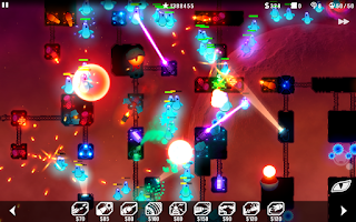 Screenshot of Radiant Defense