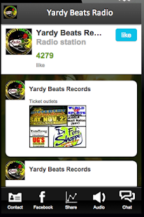Yardy Beats Radio - screenshot