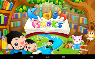 Screenshot of Read Unlimitedly! Kids'n Books