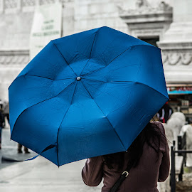 Blue by Fabiana Insolda - People Street & Candids (  )