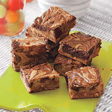 Nutella-Swirl Blondies