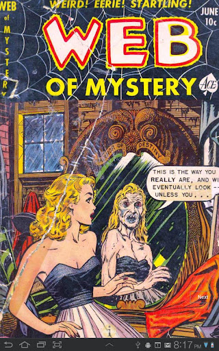 Web of Mystery 10 Comic Book