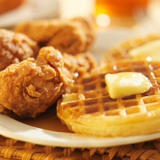 Classic Chicken and Waffles