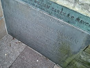 Cardiff Library Memorial Stone