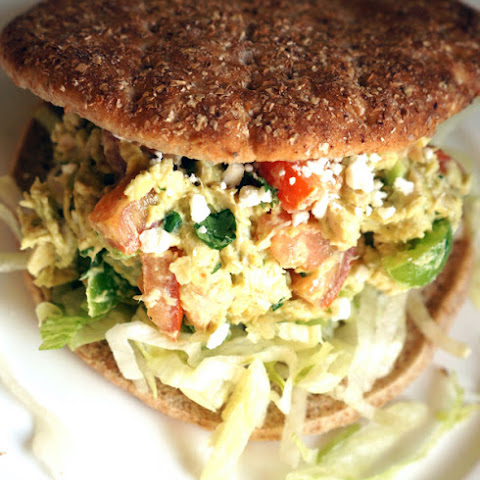 Chicken Salad Torta