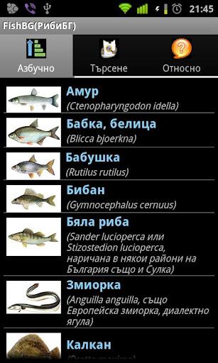 РибиБГ FishBG