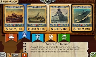 Screenshot of World Conqueror 2
