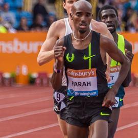 IAAF Diamond League Birmingham - 2014 by Toyin Oshodi - Sports & Fitness Running ( field, athletics, prix, grand, track, sport, running )