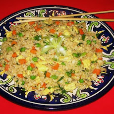 Smoky Fried Rice