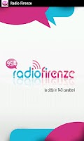 Screenshot of Radio Firenze