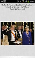 Screenshot of Gazete Haberturk