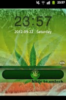 Screenshot of GO Locker Theme Ganja