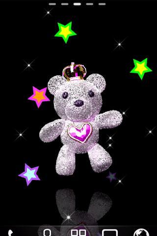 Dance Bear ライブ壁紙 トライアル