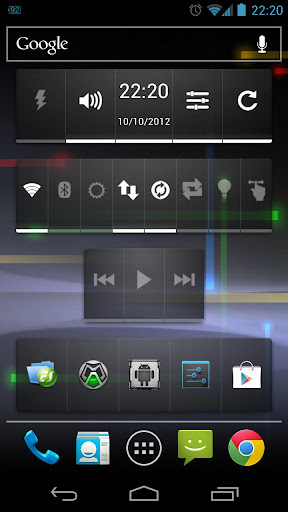 widgetsoid for android screenshot