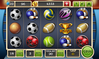 Screenshot of Slots Go!